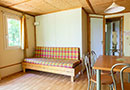 Chalet rental in the camping l'évasion in the Lot