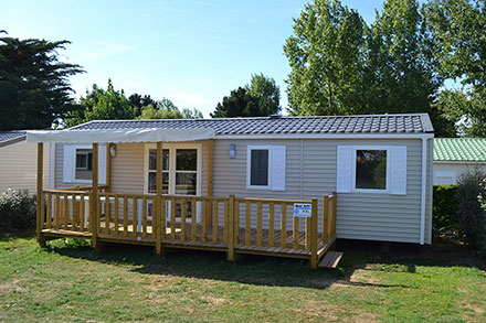 Location de mobil-homes dans le Lot, Mobil-home xxl