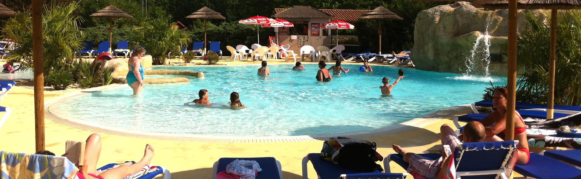 Camping Quercy - Lot Évasion : camping in de Lot
