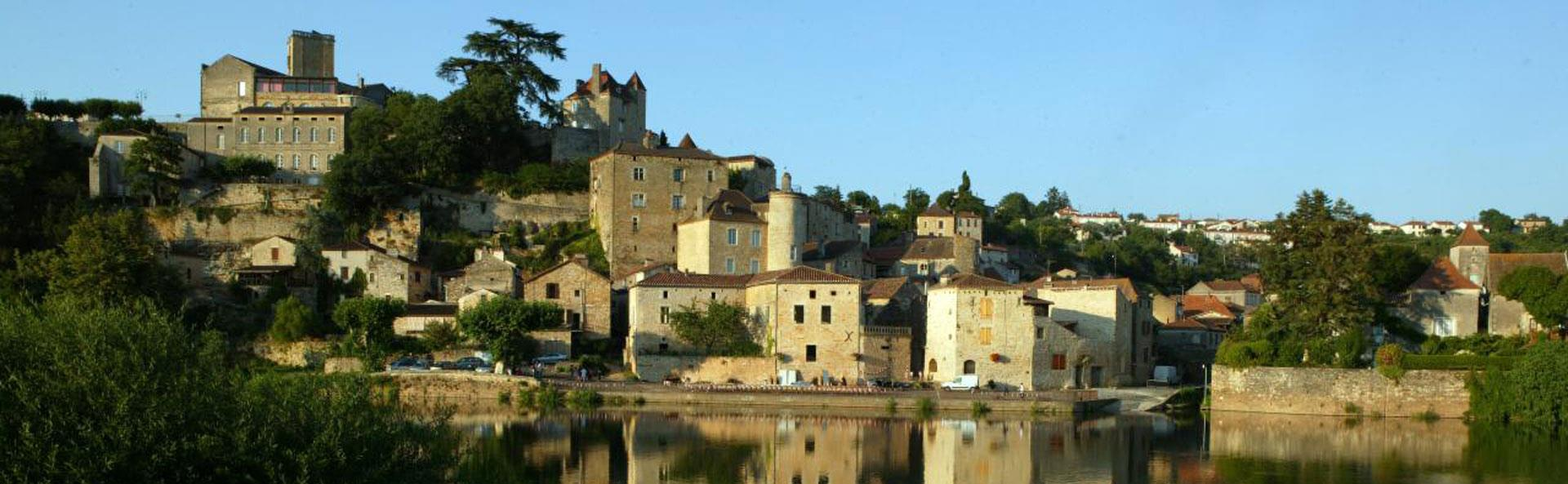 Campsite Lot – Lot Evasion: campsite in the Lot between Quercy and Périgord
