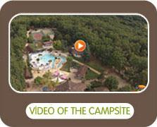 Lot Evasion campsite video and swiming pool